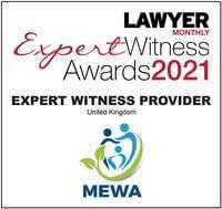 Lawyer Expert Witness Awards 2021