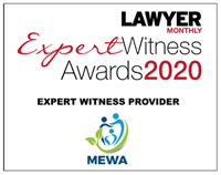 Lawyer Expert Witness Awards 2020